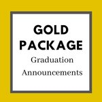 Graduation Package Gold