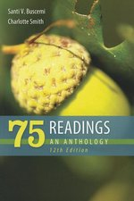75 Readings Anthology 12th Edition