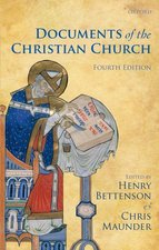 DOCUMENTS OF THE CHRISTIAN CHURCH 4TH ED