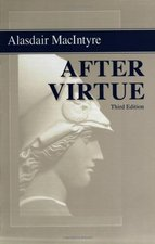 AFTER VIRTUE 3/E