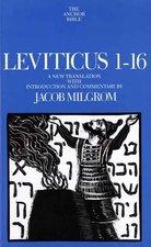 LEVITICUS 1-16 ANCHOR