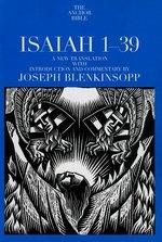 ISAIAH 1-39 ANCHOR