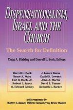 Dispensationalism Israel & the Church