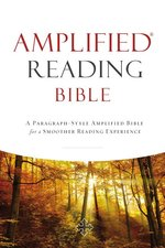 Amplified Reading Bible Hardcover a Paragraph Style Amplified Bible for a Smoother Reading Experience