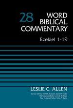 EZEKIEL 1-19 WBC