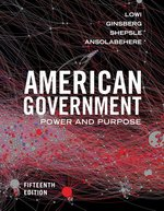 American Government Power & Purpose