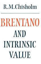 BRENTANO & INTRINSIC VALUE NR
