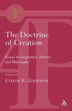 Doctrine of Creation Essays in Dogmatics History and Philosophy