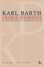 Church Dogmatics Study Edition Volume 1.1 Sections 8-12