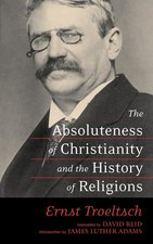 Absoluteness of Christianity and the History of Religions