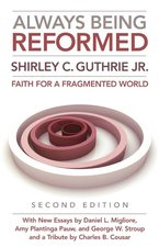 ALWAYS BEING REFORMED 2ND ED FAITH FOR