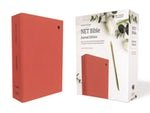 Net Bible Journal Edition Coral Comfort Print