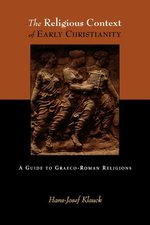 Religious Context of Early Christianity a Guide to Graeco Roman Religions NR