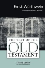 TEXT OF THE OT