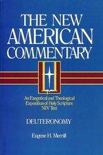 Deuteronomy New American Commentary Series