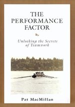 Performance Factor Unlocking the Secrets of Teamwork