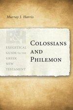 Colossians Philemon EGGNT