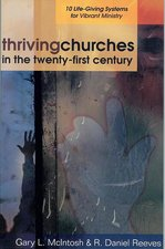 THRIVING CHURCHES IN THE 21ST CENTURY