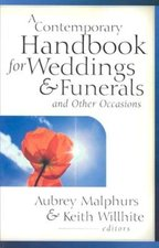 Contemporary Handbook for Weddings & Funerals