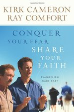 CONQUER YOUR FEAR SHARE YOUR FAITH OP!