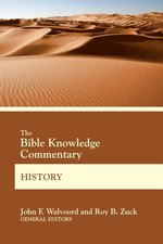 Bible Knoweldge Commentary History