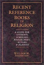 RECENT REFERENCE BOOKS IN RELIGION