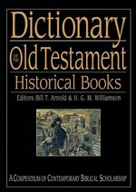DICT OF THE OT HISTORICAL BOOKS