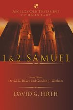 1 & 2 Samuel Apollos Old Testament Commentary