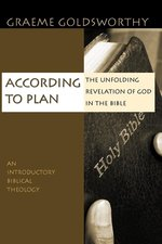 According to Plan Unfolding Revelation of God in the Bible