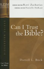 Can I Trust the Bible Study Guide