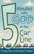 5 Minutes with God in the Car Line OP!!