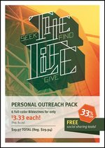 LIFE PERSONAL OUTREACH 6-PACK