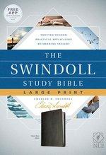 Swindoll Study Bible NLT Large Print