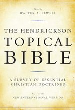 HENDRICKSON TOPICAL BIBLE