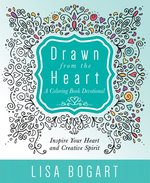 Drawn from the Heart Coloring Book Devotional