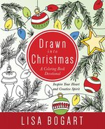 Drawn Into Christmas Coloring Book Devotional