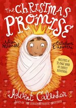 Christmas Promise Advent Calendar Includes 32 Page Book of Family Devotions