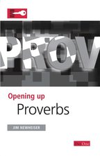 PROVERBS OPENING UP