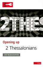 2 THESSALONIANS OPENING UP