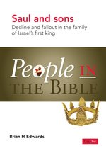 PEOPLE IN THE BIBLE SAUL & SONS OP!