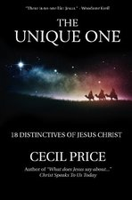 UNIQUE ONE 18 DISTINCTIVES OF JESUS CHRI