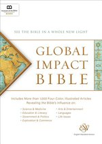 ESV Global Impact Bible Hardcover