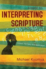 GT INTERPRETING SCRIPTURE