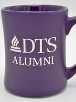 Purple Etched Alumni Mug