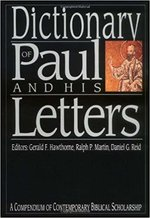 Dictionary of Paul & His Letters a Compendium of Contemporary Biblical Scholarship