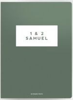 He Reads Truth 1 & 2 Samuel Life of David Legacy Book