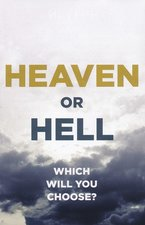 Heaven or Hell Which Will You Choose 25 Pack