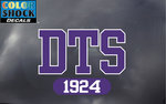 DTS 1924 Decal