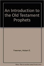 Introduction to the Old Testament Prophets