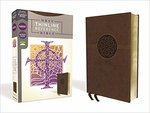 NRSV Thinline Reference Bible Brown Comfort Print